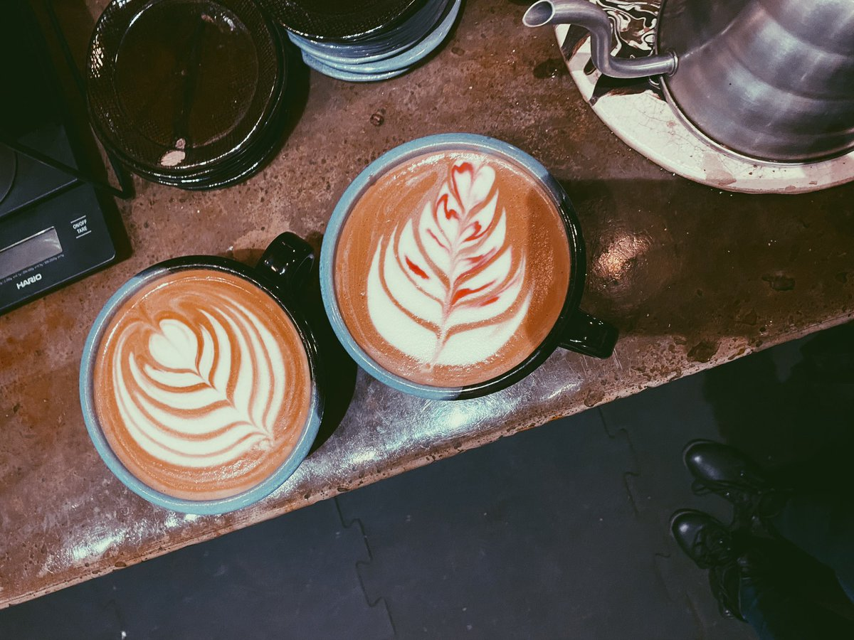 What's your favorite hot latte?