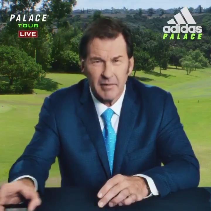 🏌️♂️⛳️ x 🛹 @adidasgolf x @palacelondon coming soon. adidas.com/Palace