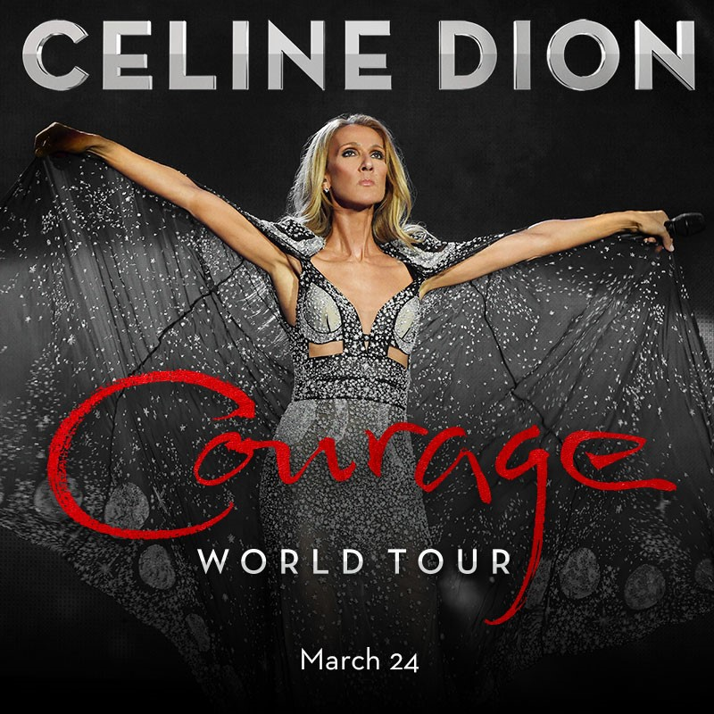 Superstar Celine Dion sings some of the greatest love songs of all time! What are some of your favorites?   🎟️: