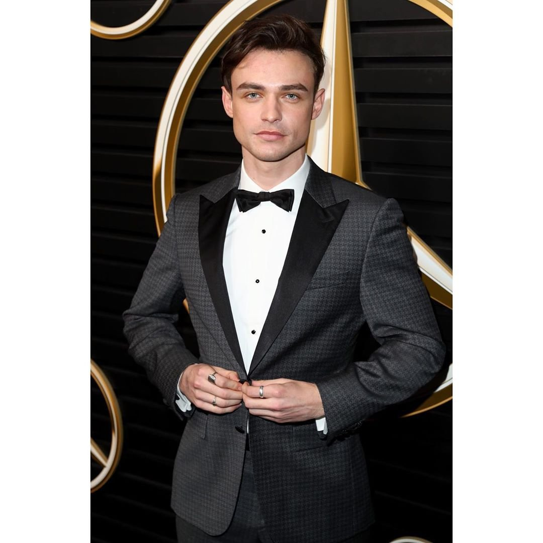 Thomas at 2020 Mercedes-Benz USA #Oscars Party pic.twitter.com/GQGq1wPUZE