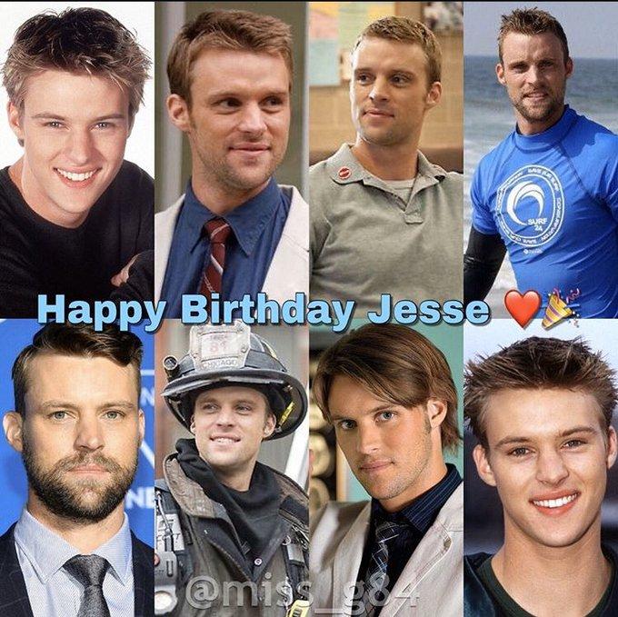 Happy Birthday Jesse!!