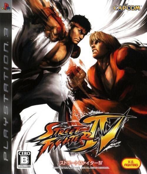 Street Fighter IV for the PS3 & Xbox 360 was released on this day in Japan, 11 years ago (2009)