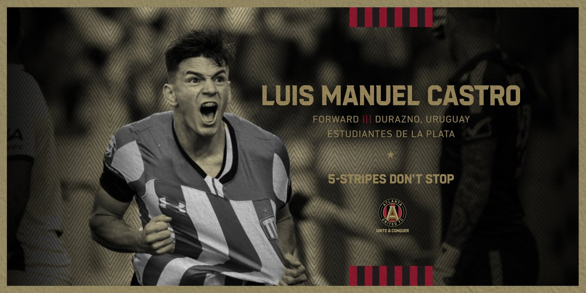 Meet our newest threat, Luis Manuel Castro 🔥  Details: https://t.co/rpRyHwrOoF https://t.co/RGlM5fXqMW