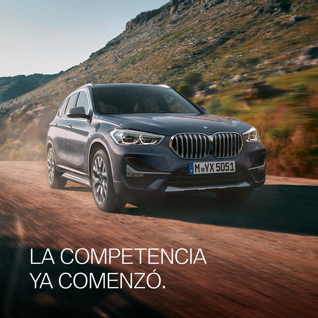 ¿Estás listo? 👀 La competencia continúa y quedan solamente dos semanas para postularte y conseguir el nuevo BMW X1 junto con experiencias exclusivas de BMW. 🤩 Ingresá a http://www.betheone.com.py y seguí los pasos para participar.  #BMWBeTheOne #BMWParaguay #THEX1