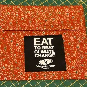 Unwind, unplug and stitch your way to a better future for our planet. Order your craft kit  #EatToBeatClimateChange #Craft