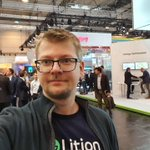 Image for the Tweet beginning: Our CEO is attending @EworldEssen,