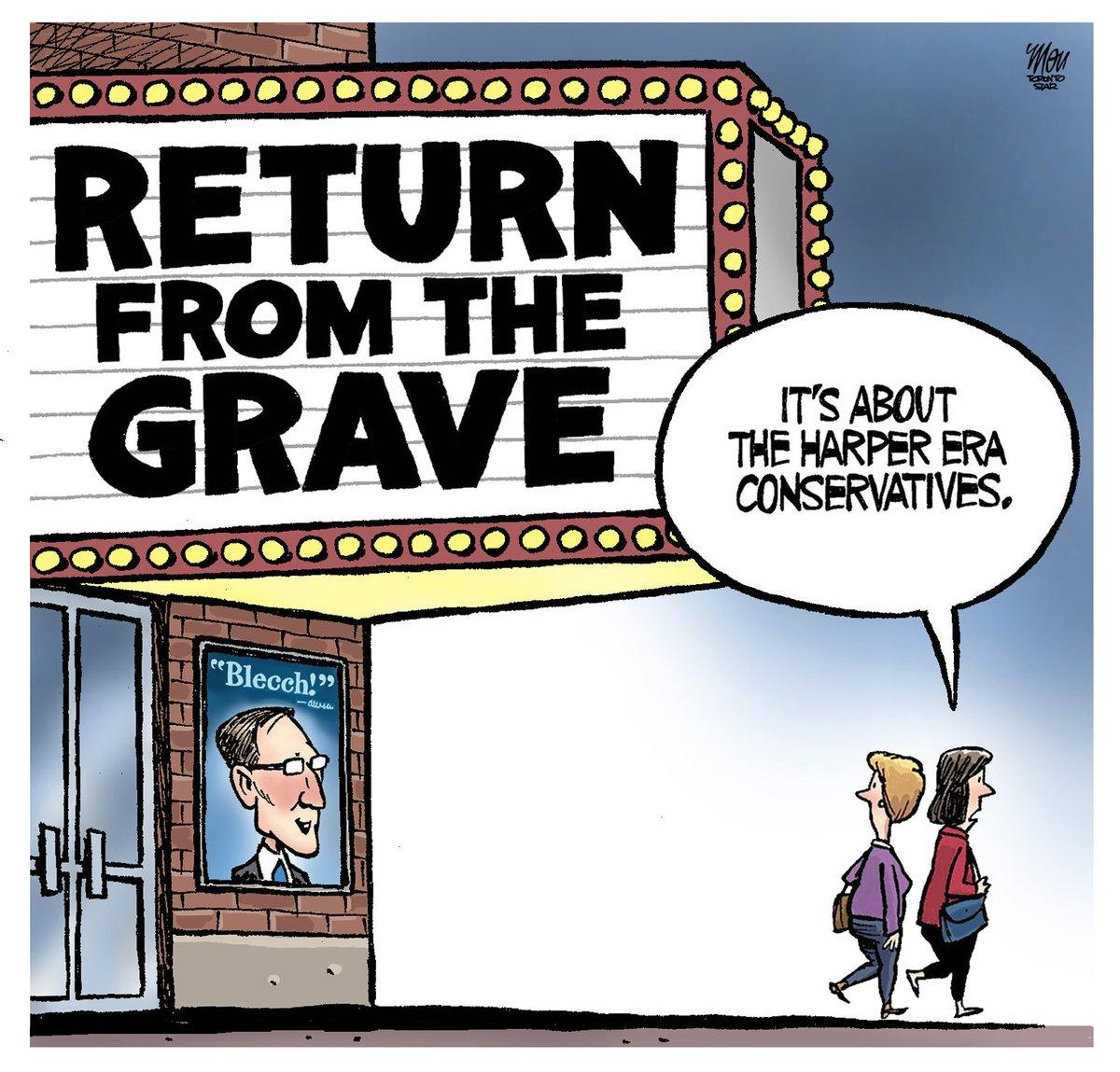 Please enjoy Thursday's #cpcldr cartoon in @TorontoStar #cdnpoli<br>http://pic.twitter.com/1CM4VKCLZs
