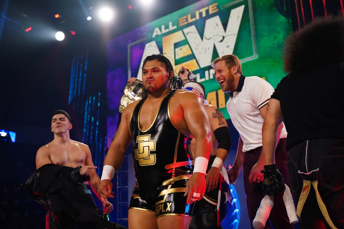 Jeff Cobb Reportedly A Free Agent While On AEW Dynamite