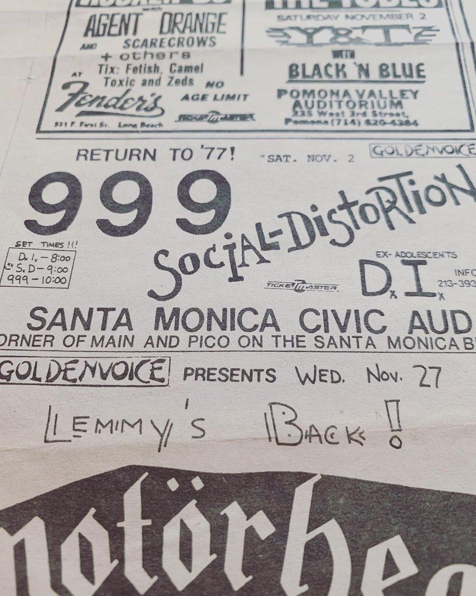LA times 1985....