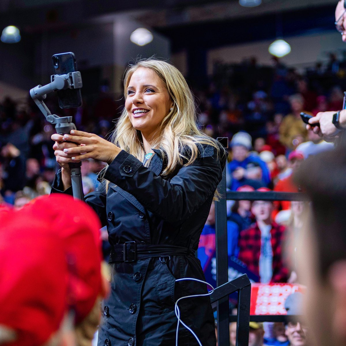 Kayleigh Mcenany On Twitter So Proud Of My Beautiful Sister Ryannmcenany Taking Great Social Media Content For Realdonaldtrump And Displaying The Beauty And The Joy Of The Unifying Teamtrump Movement Https T Co Hnap93ng17