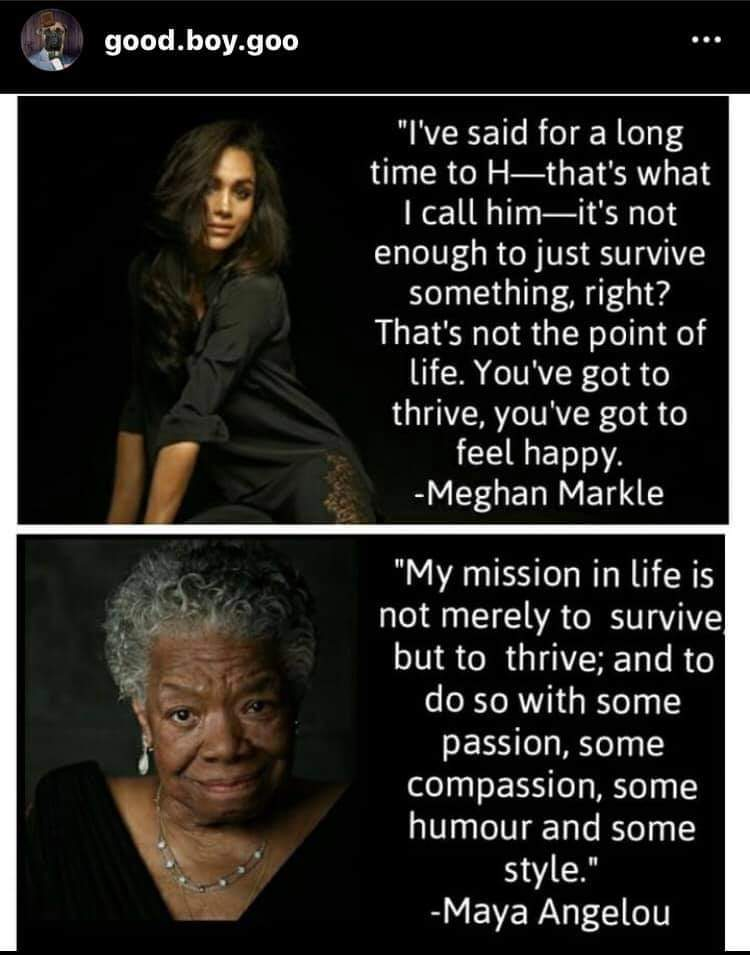 It's pretty simple. Just give credit to those who inspire you.  Don't claim their work as your own. So many lies. So many cons.  #meghanharry #MeghanAndHarry #meghanmarkle #Megxit<br>http://pic.twitter.com/Avzn4ULWss