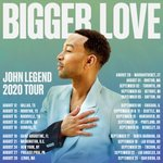 Image for the Tweet beginning: Tickets to my #BIGGERLOVETOUR are
