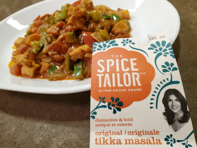 Totally biased product review by me — The Spice Tailor https://t.co/V7JMGX6srD This #curry does a lot of the work for you thanks to @Anjum_Anand https://t.co/56XHN2dx7Z