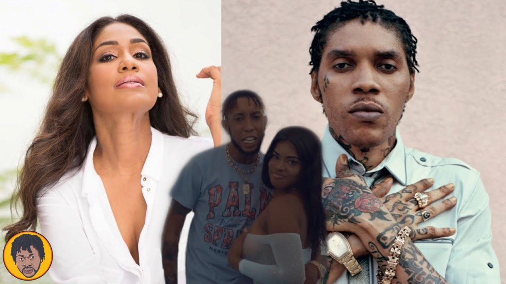 Vybz Kartel Cause This To Happen To Lisa Hanna?
