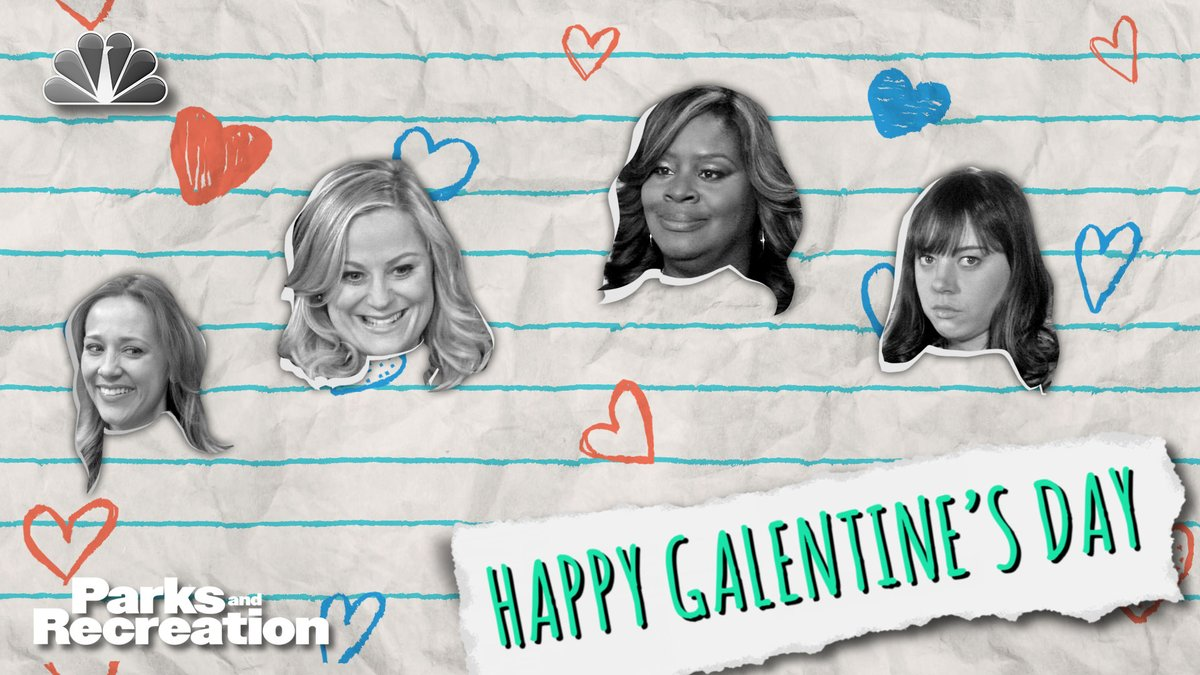 Happy #GalentinesDay! 💘 It's time to celebrate the ladies in our lives.
