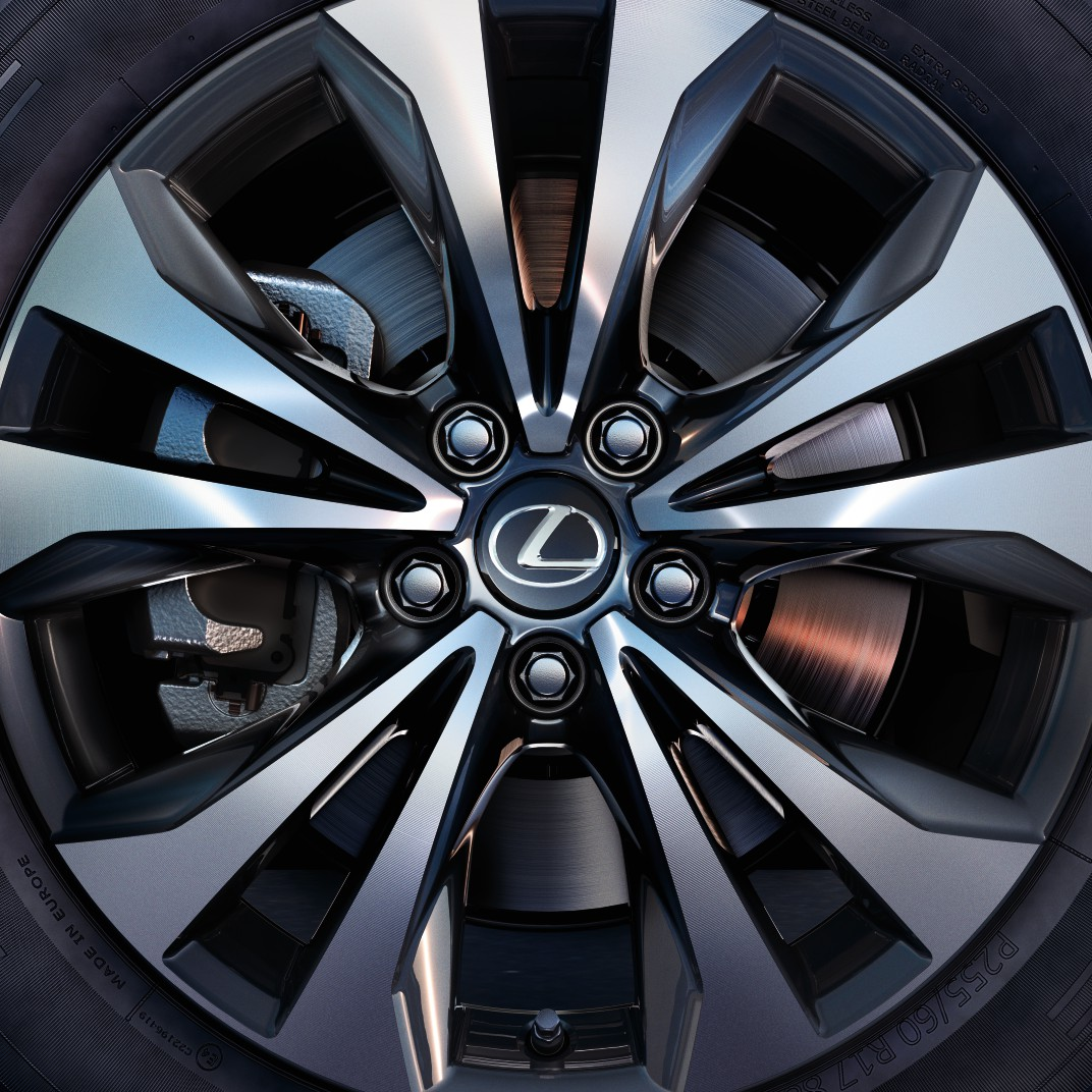 Wheels worthy of our most visionary crossover. #WheelWednesday #LexusNX F SPORT lexus.us/2tR4Kkr