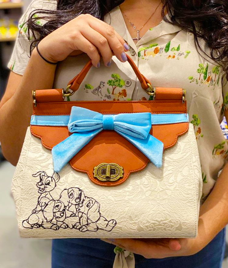 Loungefly On Twitter What Bag Are You Taking On Datenight This Weekend Our Boxlunchgifts Exclusive Lady And The Tramp Crossbody Completes Any Valentinesday Look With Its Textured Lace Body