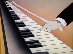 トムとジェリーでトムがピアノ弾いてるときに繰り出したこの技術、大体の音ゲーマーが欲しがることだろう