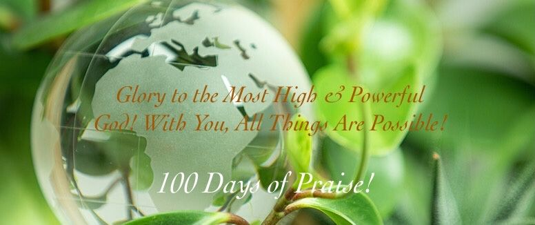 """At Day 20 (symbol of #DivineOrder), of #100DaysOfPraise, Rom12:18 #Blessedly says; """"If it is #Possible, as far as it depends on you, #LiveAtPeace with everyone."""" #PeaceIsInOrder! #LetsPraiseTheLord, that in Him & Him in us, #AllThingsArePossibleWithGod! #MayPeaceReignInYourHeart!pic.twitter.com/42awJ5nlhH"""