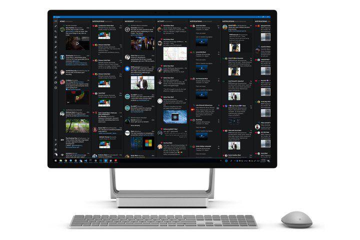 Tweeten, the best Windows Twitter app, is now available on Surface Pro X