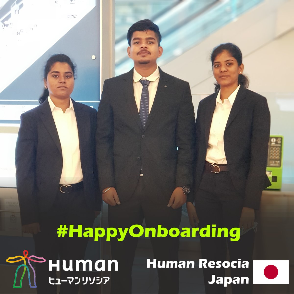 Congratulation to TeamCIT for their successful On Boarding in Human Resocia, Japan and our best wishes for all you future endeavors.  #HappyCITian #HumanResocia #ChennaiInstituteofTechnology #TransformingLives  #JapanPlacementspic.twitter.com/TL51uaPdU2