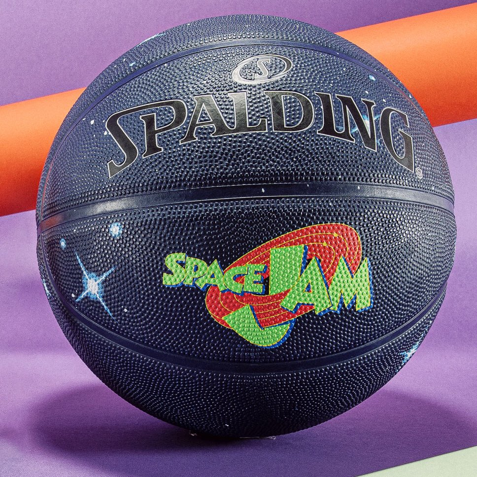 Spalding Space Jam Dropping 2/17 on @NTWRKLIVE