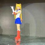 「美少女戦士セーラームーン Prism On Ice」開催決定!セーラームーン役のエフゲニア・メドベージェワ選手が本物みたい!