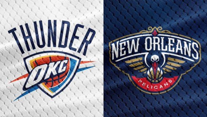 【NBA直播】2020.2.14 09:00-雷霆 VS 鵜鶘 Oklahoma City Thunder VS New Orleans Pelicans Links