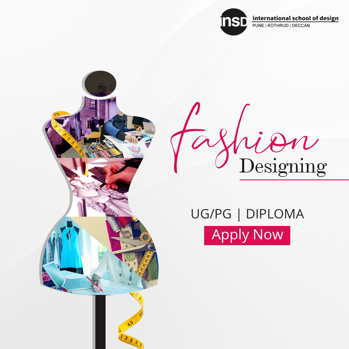 Insdpune Kothrud On Twitter Enhance Your Creative Skills And Learn Fashion Designing At The Best Design Institute In Pune Eligibility 10 2 Ug Pg Degree Diploma ℹ Apply Now Https T Co I6rpszkfh5