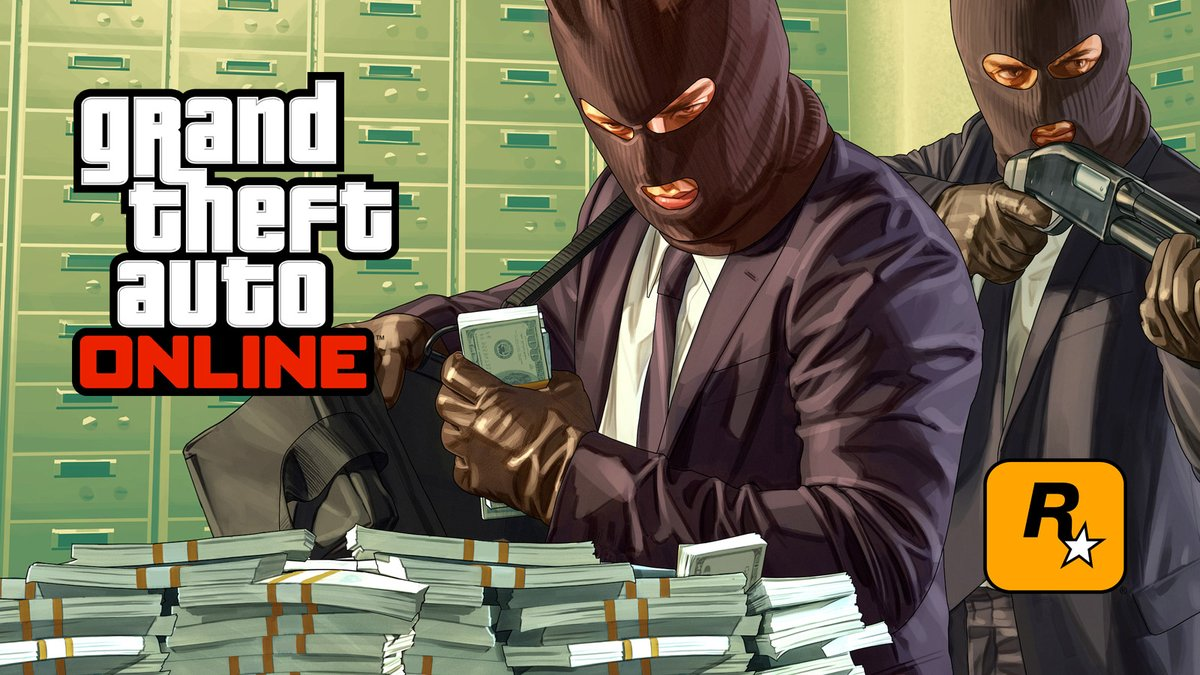 #Rockstar is giving away $1 million bonus cash to #GrandTheftAutoOnline players for logging in this weekend, any time before February 13. http://bit.ly/2uxwpHJpic.twitter.com/QYFdLGKwSo
