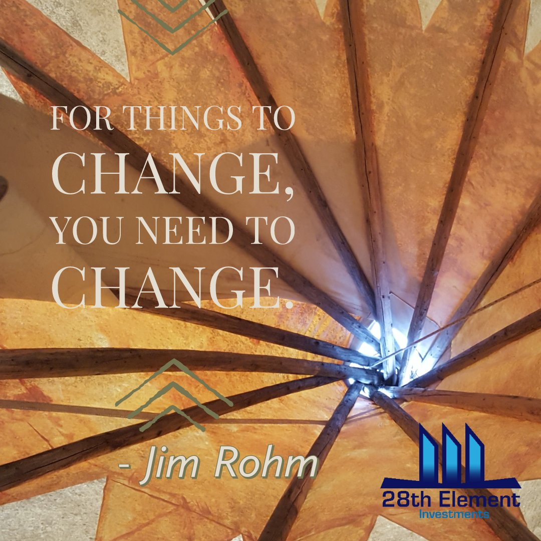 For Things to Change, You need to Change!  #28ei #28thelementinvestments #CRE #RetailInvesting #ApartmentInvesting #PropertyManagement #PassiveIncome #Retirement #RealEstateInvesting #Cashflow #RealEstateInvestor #FinancialFreedom #motivation #mindset #success #leadership pic.twitter.com/moGKcWWLSr