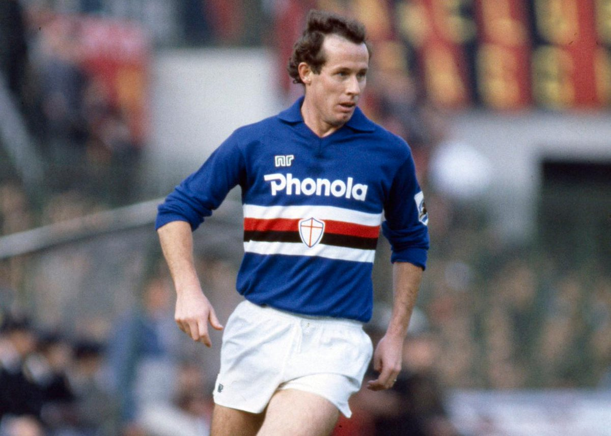 """Sampdoria English 😷 on Twitter: """"🎂 Happy birthday to the legend that is Liam Brady. Check out this special interview in which Brady recalls his adventure with Doria ➡ https://t.co/ue1EvXg3Hs… https://t.co/m6yHuKyuLi"""""""