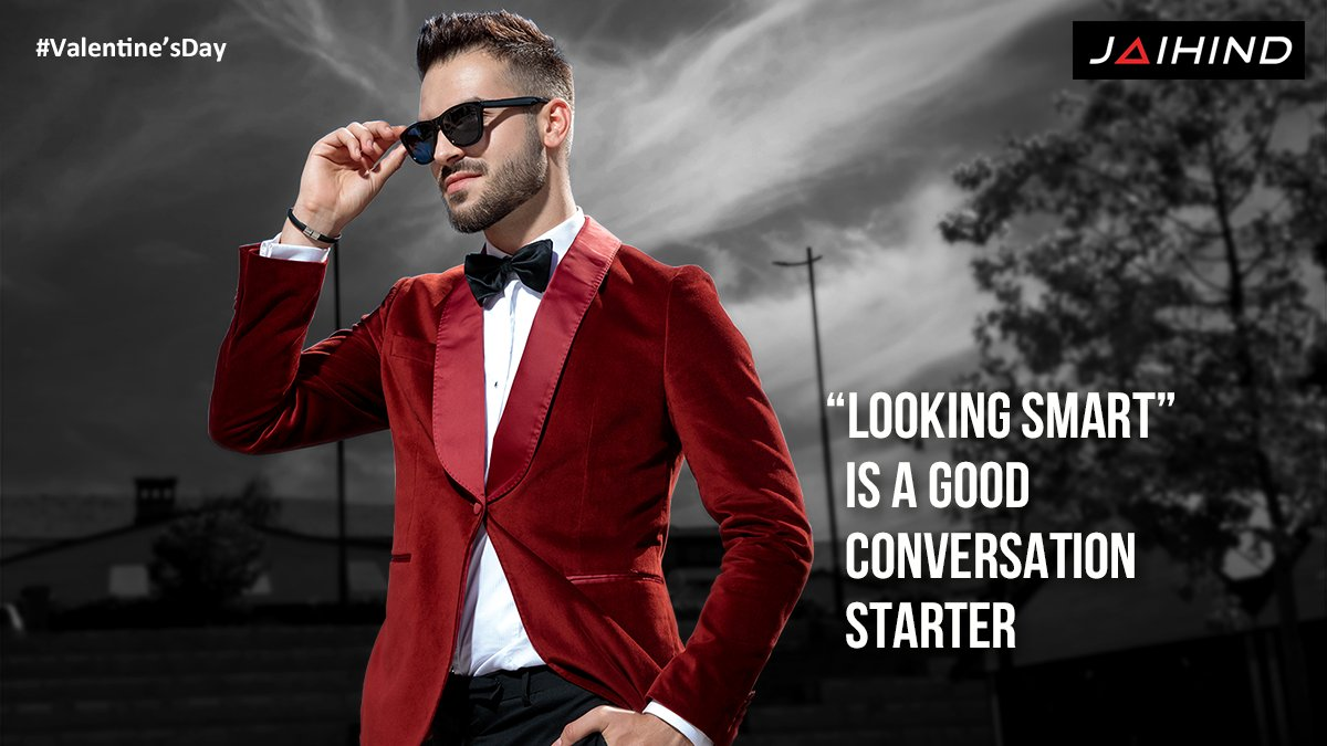 This #ValentinesDay impress her with your attire and where else you find the perfect dress other than Jaihind.   #Jaihind #Valentines2020 #ValentinesDay2020 #MensFashion #MensStyle #FashionForMen #MenCollection #IndianFashion #InstaFashionpic.twitter.com/MFhPzCMJI2