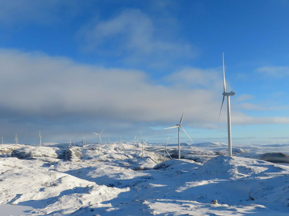 Fra utbygging til drift for Norges største vindkraftverk https://t.co/9EXS9MHriE https://t.co/FvhCH1wcR6