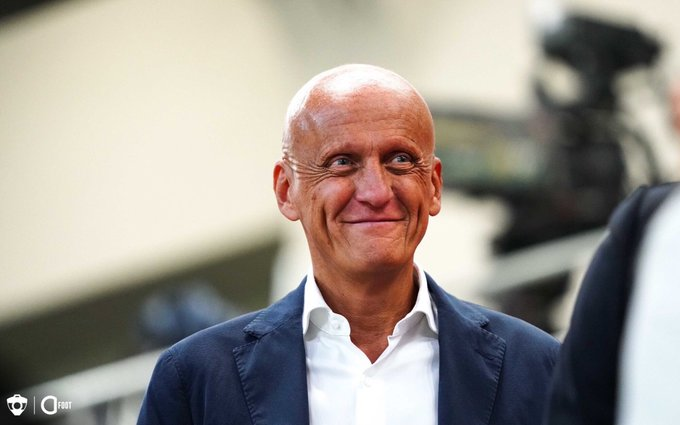 Happy birthday to Pierluigi Collina who turns 60 today.
