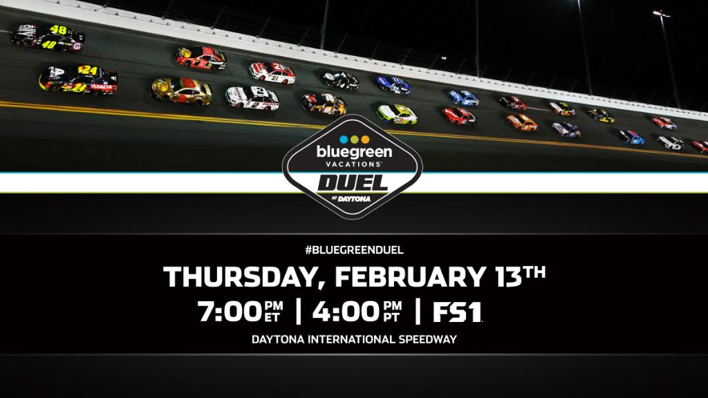 @NASCAR's photo on #BluegreenDuel