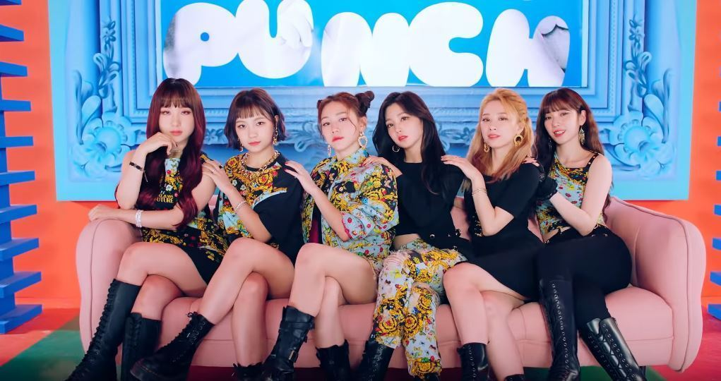 Rocket Punch come back with Bouncy on M! Countdown! allkpop.com/article/2020/0…