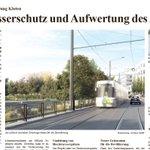 Image for the Tweet beginning: Menschen und Infrastruktur schützen: Mit