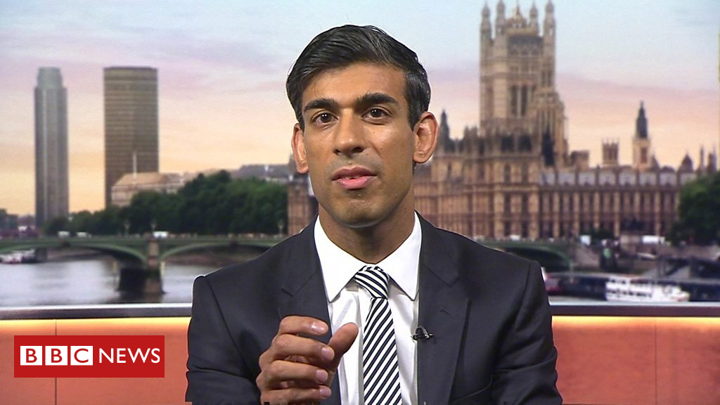 Rishi Sunak has been appointed as the new UK chancellor, following Sajid Javid's resignation  https://bbc.in/38qE217