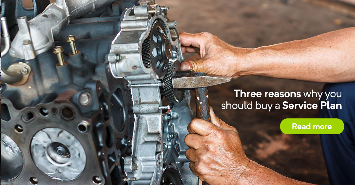The pros of having a service plan outweigh the cons. Keep your car on the road at a lower cost, maintain the resale value and keep repairs affordable. Read our latest blog on reasons why it is important to buy a Service Plan. #LoveYourJourney https://www.motorhappy.co.za/motorhappyblog/education/three-reasons-why-you-should-buy-a-service-plan …pic.twitter.com/RfVszlgwR4