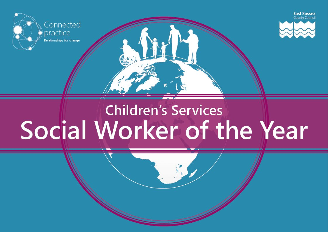 Here at @EastSussexCC part of our #WSWD2020 celebrations will include our #SocialWorkerof theYear awards. We have already received some fantastic nominations - so proud of our#socialworkers