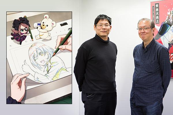 "test ツイッターメディア - 【特集】劇場版「SHIROBAKO」ピーエーワークス社長・堀川憲司 対談4番勝負! 第2回 TRIGGER 大塚雅彦|ジブリでの仕事をきっかけに、実写からアニメ業界へ。絵を描かない2人が語る、""制作""というポジションの重要性 #musani https://t.co/VvYLyrABJU https://t.co/9oMB2lxAgQ"