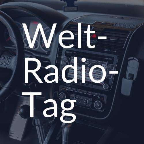 #Weltradiotag