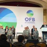 Lancement officiel ce matin de l'@OFBiodiversite à #Chamonix. L'objectif, créer une identité commune. Ça prendra sans doute du temps mais c'est au cœur des préoccupations des Français. Le 3 mars prochain se réunira le conseil d'administration de l'office