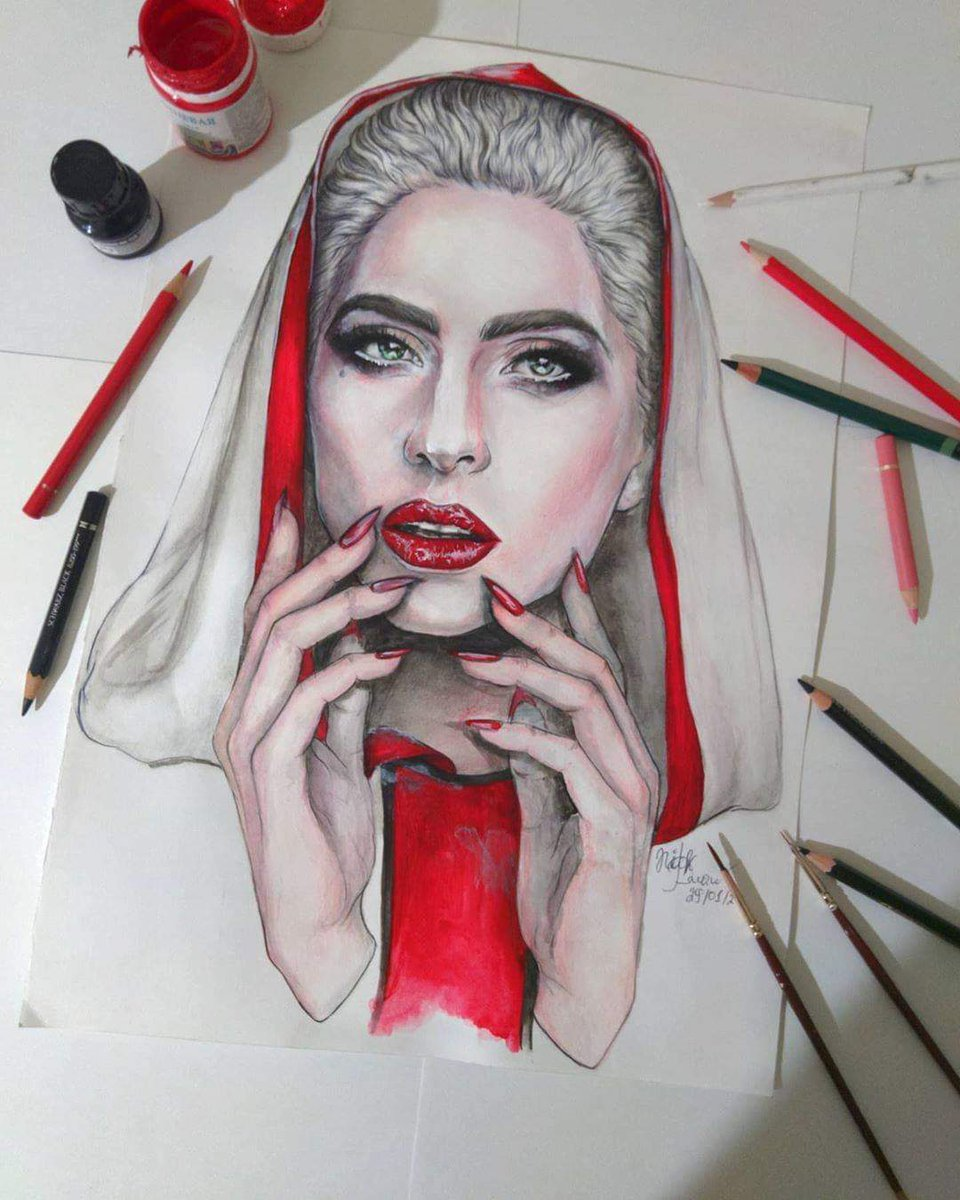 Lets celebrate this #ICON : #ALEJANDRO  !!  #MonsterArt  by Nick Draw!!!  https://www.instagram.com/nickdrawart/    #MArtLG  #LG6   #TheFameMonster  #StupidLove  #LadyGaga  #LittleMonsters  #drawing  #illustration  #art  #talent  #artist  #Gaga  @ladygaga