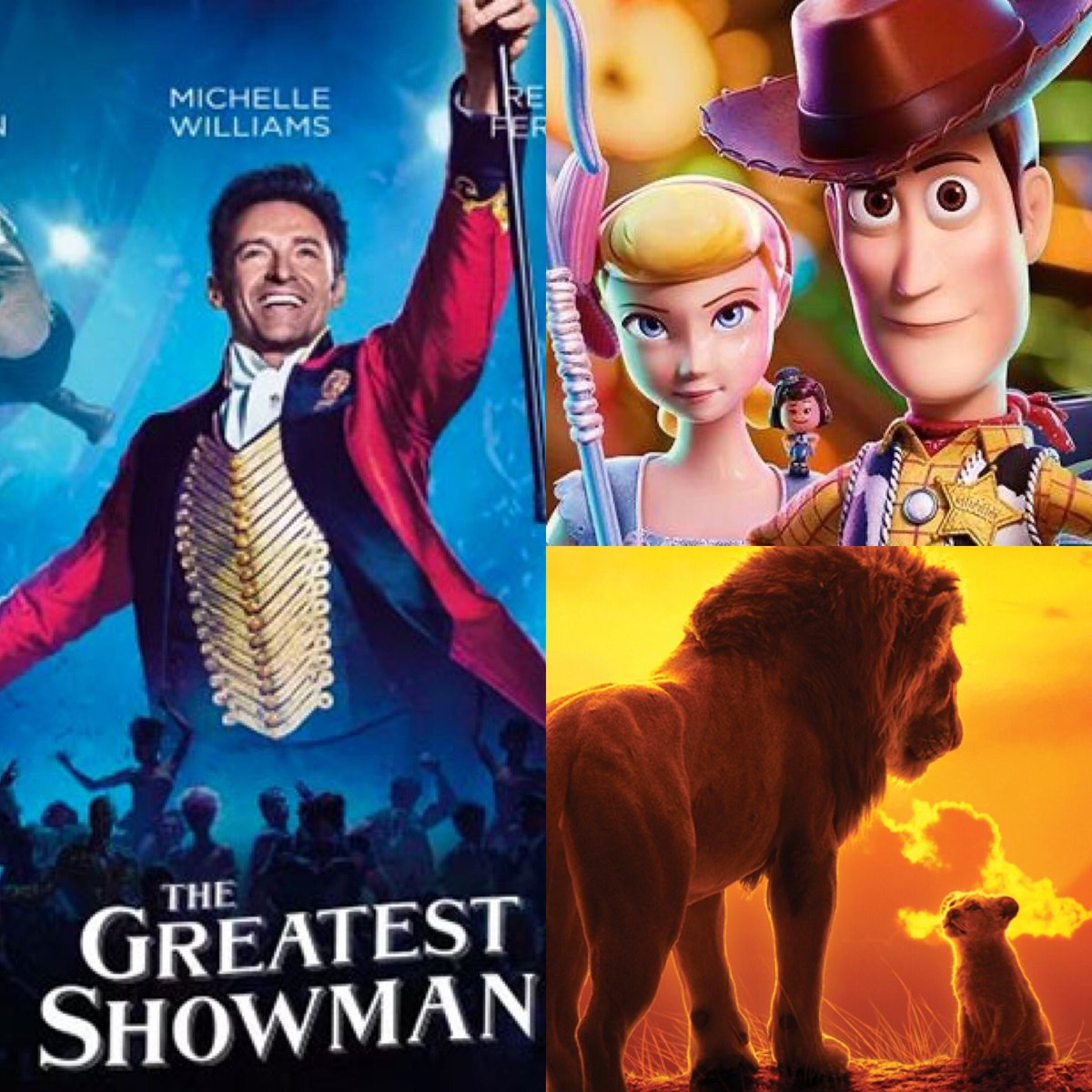 HALF-TERM FILMS FOR ALL THE FAMILY @StablesMK  During February half-term, we'll be showing three great films for all the family to enjoy. The Greatest Showman | Toy Story 4 | The Lion King | For more info >> https://t.co/rVRtJ70i8j  #TheStables50 https://t.co/ioxo0xXn1h