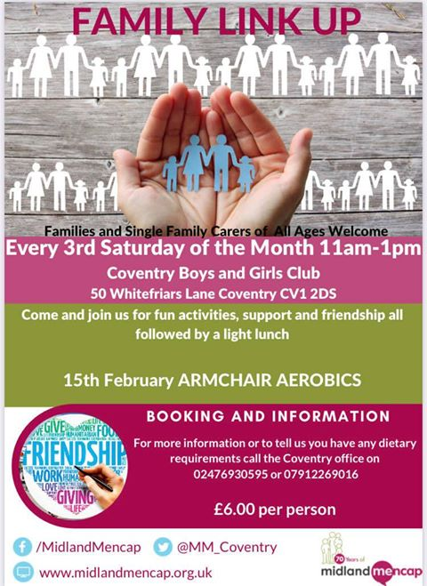 @MM_Coventry host 'Armchair Aerobics' this Saturday in #Coventry 👇
