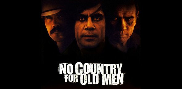 No Country for Old Men (2007) 80th Academy Awards  Won:  Best Picture  Best Director (Joel & Ethan Coen)  Best Supporting Actor (Javier Bardem)  Best Adapted Screenplay  Nominated:  Best Cinematography  Best Film Editing  Best Sound Editing  Best Sound Mixing  #AcademyAwards pic.twitter.com/cUhZ5mNLSG