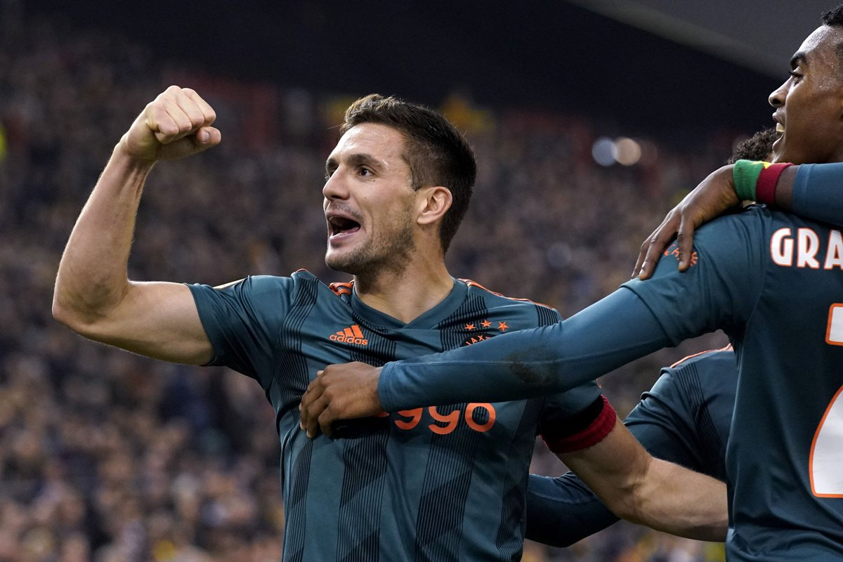 Tadić, Babel, Gravenberch ⚽️⚽️⚽️  How will Ajax get on in the #UEL knockouts❓