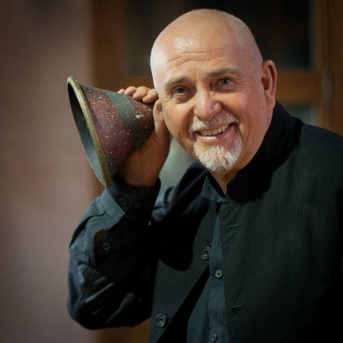 Happy 70th Birthday Peter Gabriel!